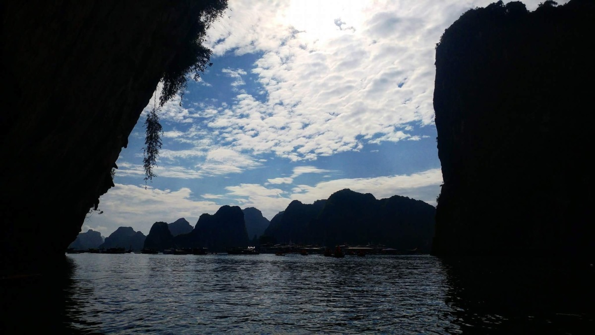I Went to Halong Bay and I Got Offered a $30T-shirt